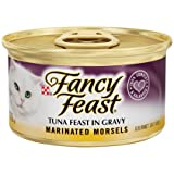 Fancy Feast Marinated Morsels Tuna Feast in Gravy 24/3oz Review