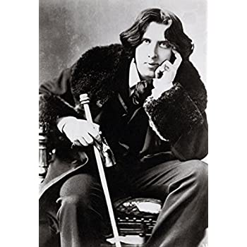 Amazon.com: Oscar Wilde Poster, Iconic Irish Author, Writer and ...