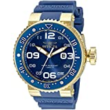 Invicta Men's 21522 Pro Diver Analog Display Japanese Quartz Blue Watch
