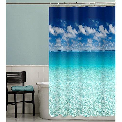 (MAYTEX Photoreal Escape Waterproof PEVA Shower)