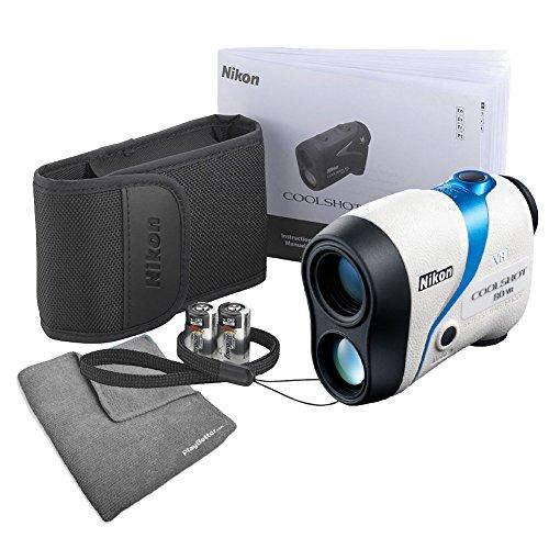 Nikon Golf Coolshot 80 VR Golf Laser Rangefinder PlayBett...