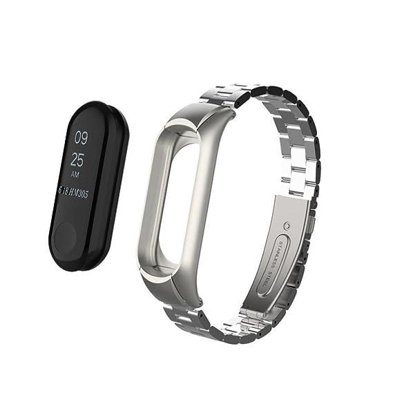 Pulseras Xiaomi Miband 3,Moda Reemplazo Correa de reloj de ...