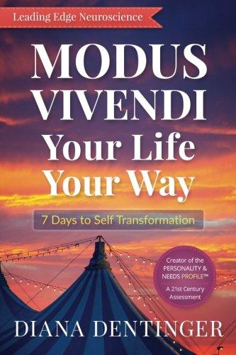 Modus Vivendi: Your Life Your Way