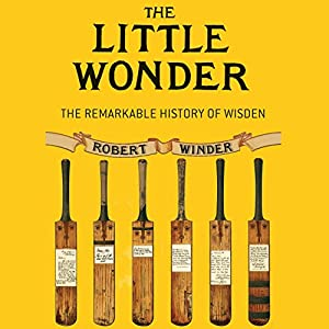 The Little Wonder Audiobook