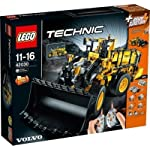 Terrific-LEGO-Technic-Radio-Controlled-Volvo-L350F-42030-Cleva-Lego-Bundle-Edition-by-LEGO