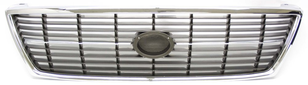 IPCW CWG-TY4107B0 Chrome//Silver Replacement Grille