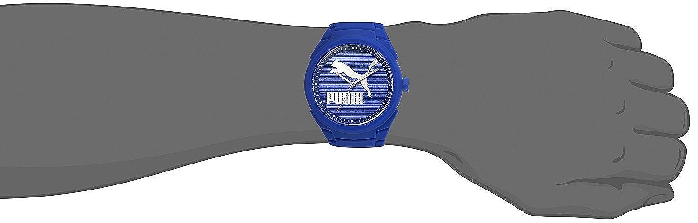 Reloj Gummy Cat Cuarzo Correa De Puma Silicona Análogico Con wnX8P0Ok