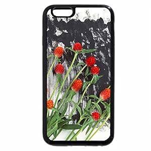 iPhone 6S Plus Case, iPhone 6 Plus Case, Flowers Painting