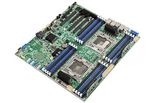 INTEL DBS2600CW2R INTEL SERVER BOARD S2600CW2R, DISTI 5 PACK - SSI EEB - INTEL XEON PROCESSOR ()
