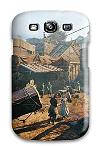 linJUN FENGAnna Paul Carter Snap On Hard Case Cover Assassin's Creed: Unity Protector For Galaxy S3