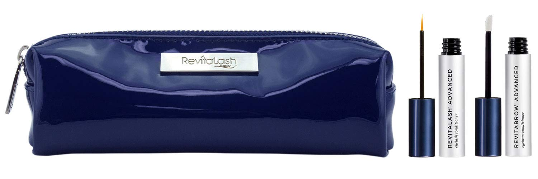 RevitaLash Cosmetics, Trial Size Gift Set / RevitaLash Advanced 1.0mL & RevitaBrow Advanced 1.5mL by RevitaLash Cosmetics