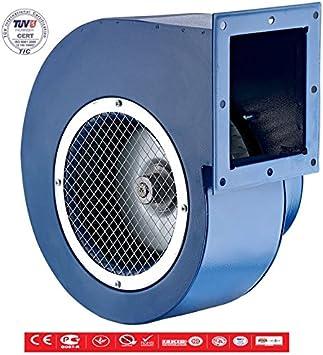 Turbo Ventilador radial Ventilador radial Ventilador radial Centrífugo turbina aorb 1200 m³/h: Amazon.es: Bricolaje ...