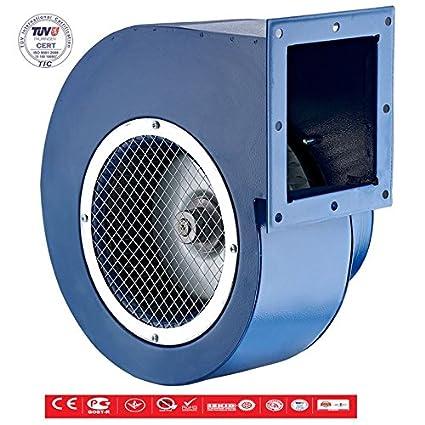Turbo Ventilador radial Ventilador radial Ventilador radial Centrífugo turbina aorb 1200 m³/h