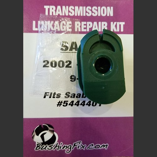 Saab Bushings - Bushing Fix SB1Kit - Saab 9-5 Automatic Transmission Shift Cable Bushing Repair Kit