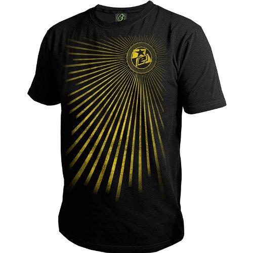 - Planet Eclipse T-Shirt - Capture - Black - XS