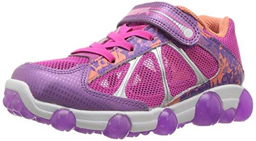 Stride Rite Leepz Sneaker, Purple, 12 M US Little Kid (Rite Tennis Shoes Stride)