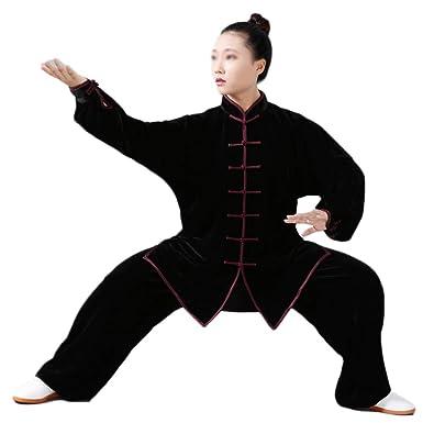Uniforme De Tai Chi Unisex Traje De Kung Fu Chino ...