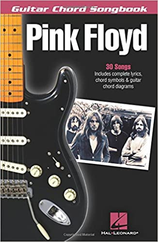 Amazon Pink Floyd Guitar Chord Songbook 0888680035112 Pink