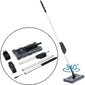 sweepid acoplador de Swivel Sweeper batería escoba inalámbrica Articulación giratoria auflad Bar: Amazon.es: Hogar
