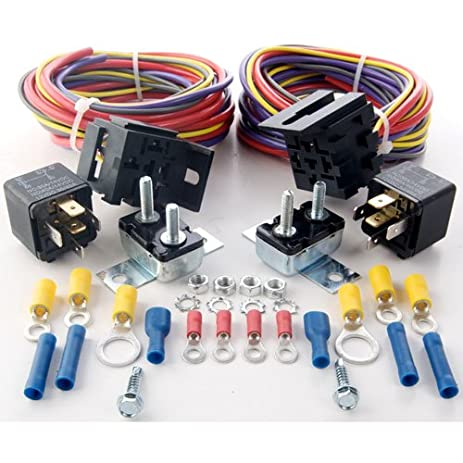 51YfVDDvP L._SY463_ l wiring harness jegs camper wiring harness diagram \u2022 wiring Wiring Harness Diagram at gsmx.co