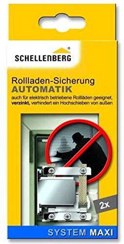 Schellenberg 16002 Mini - Seguro para persianas (automá tico)