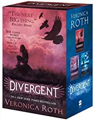 By Veronica Roth - Divergent Series Boxed Set (books 1-3) [Paperback] by Vero...
