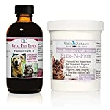Flex + Lipids | Full Spectrum Joint Health for Cats | 2 Part Program (120g / 4oz)