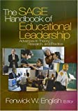 img - for The SAGE Handbook of Educational Leadership: Advances in Theory, Research, and Practice by Fenwick W. English (2004-10-19) book / textbook / text book