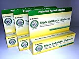 Dr. Sheffields Triple Antibiotic Ointment Bundle of THREE .33 Oz Tubes