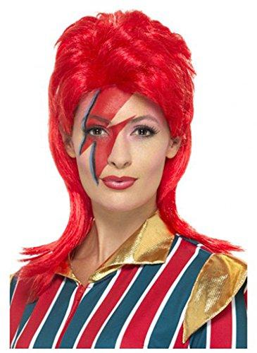 Faerynicethings Adult Size Space Superstar Wig - David