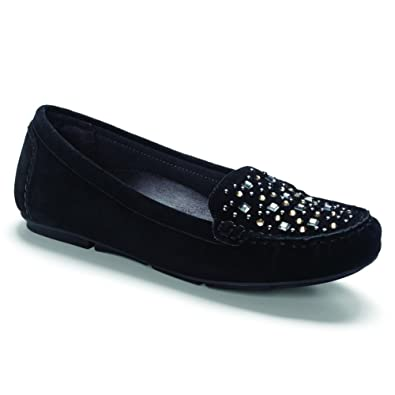 53e65d635630 Amazon.com   Vionic Chill Athens - Womens Casual Shoes Black - 11   Loafers  & Slip-Ons