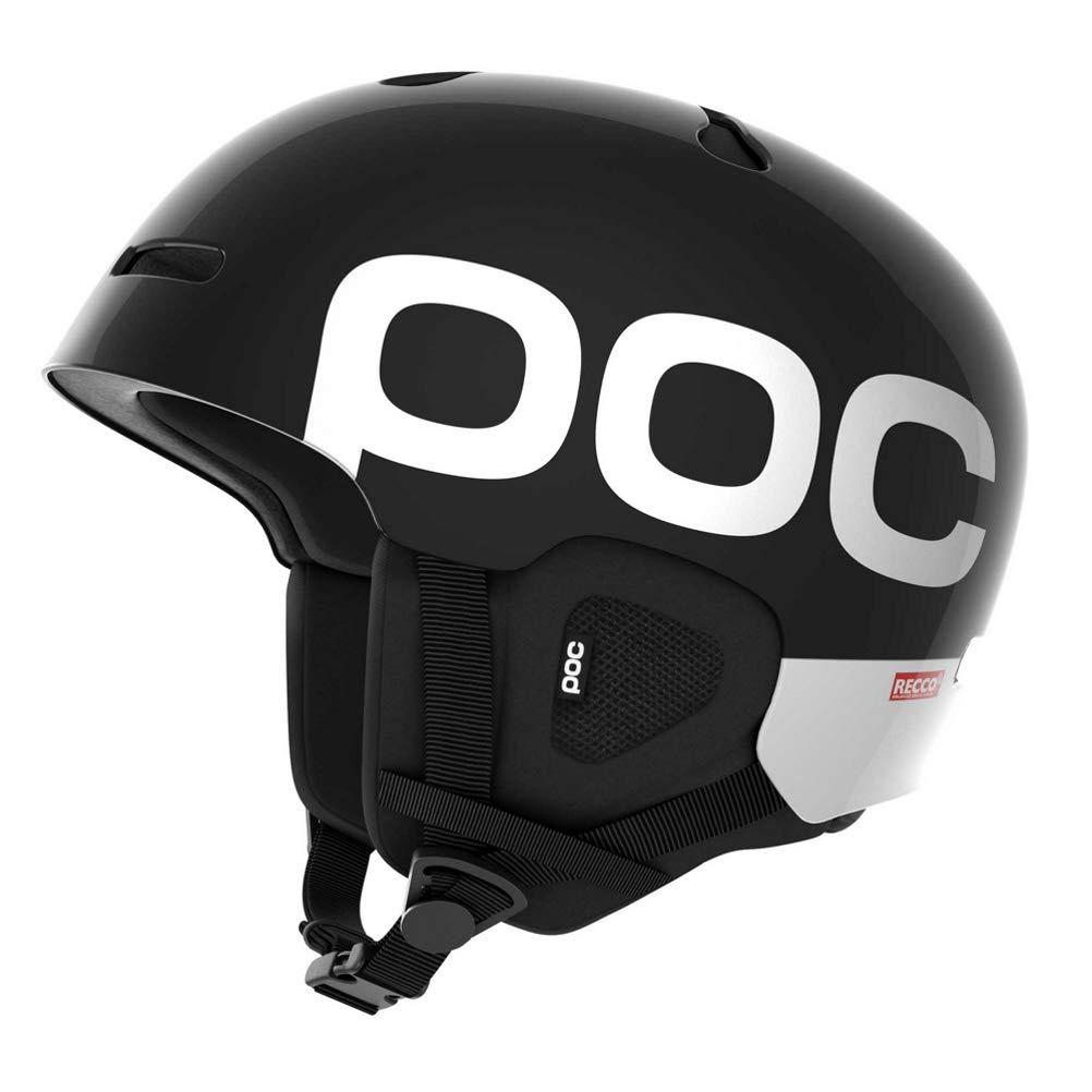 Uranium Black XLXXL 5962 cm POC Auric Cut Backcountry SPIN Helmet