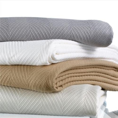 Hotel Collection Champagne King Microcotton Blanket