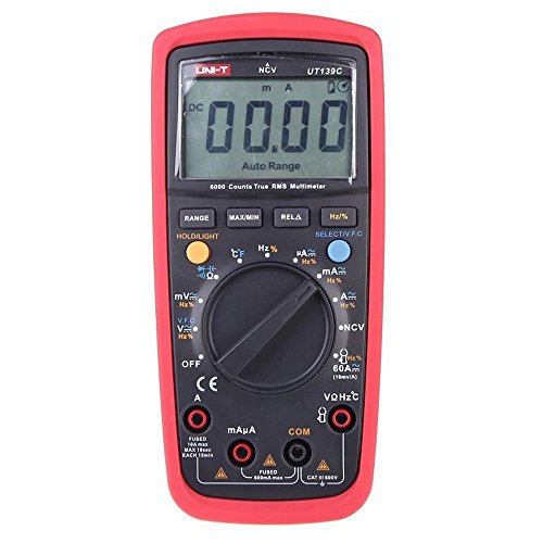 UNI-T UT139C True RMS Digital Multimeters - 1