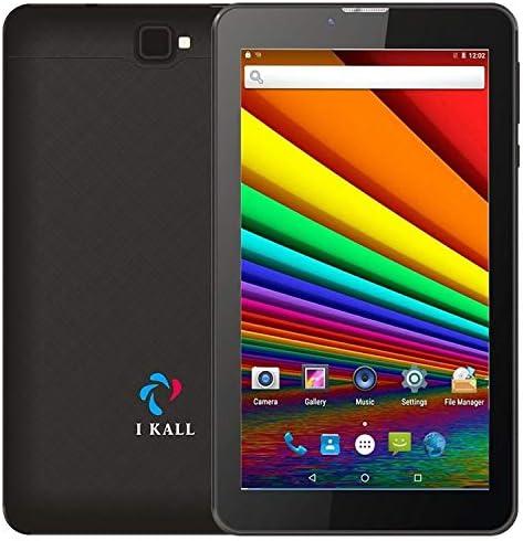 I KALL N9 Dual Sim 3G Calling Tablet (7 Inch Display, 2GB Ram, 16GB Storage, Dual Sim + WiFi + Calling) (Black)