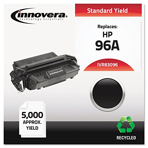 INNOVERA 83096 Toner Cartridge for hp Laserjet 2100, 2200 Series, Black, remanufactured