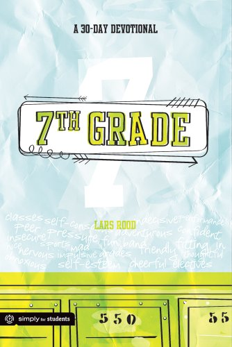 7th Grade: A 30-Day Devotional: Growing Your ()