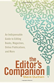 Books on editing and proofreading