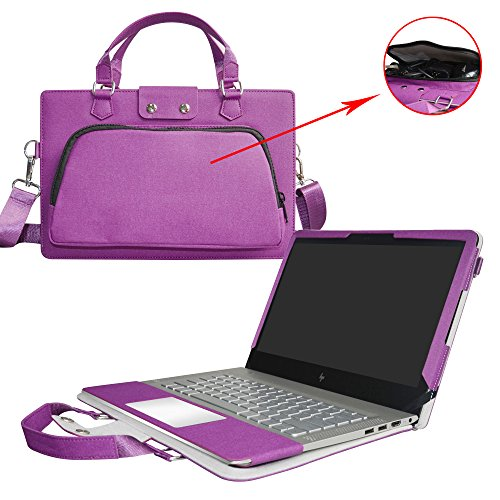 ENVY 13 Case,2 in 1 Accurately Designed Protective PU Leathe