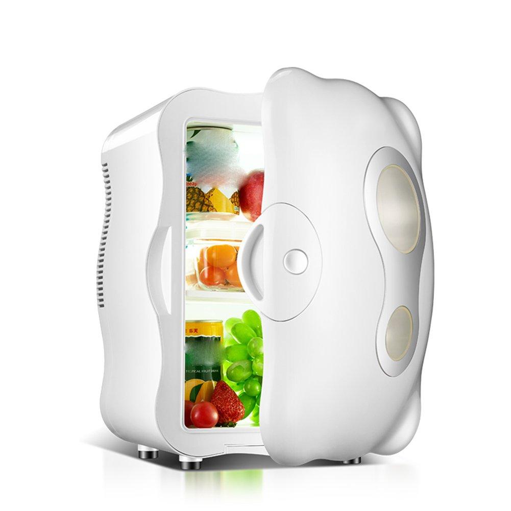 LIQICAI 10L Mini Kühlschrank 1 Tür Heizen Und Kühlen Zwei Anwendungen 12V 230V