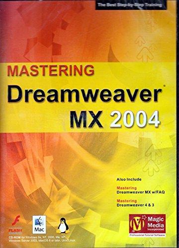 Bdg Publishing Mastering Dreamweaver MX 2004 ( Windows/Ma...