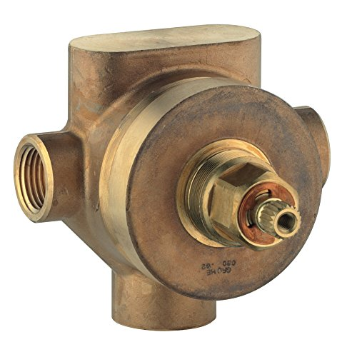 Diverter/Transfer 3-Port Rough-In Valve