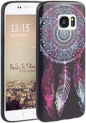 Galaxy S7,para Samsung Galaxy S7 Funda Silicona,Asnlove Funda y ...