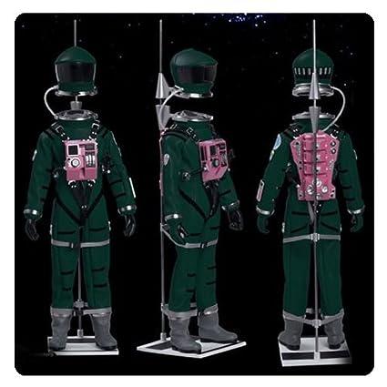 Amazon.com: 2001: A Space Odyssey Verde Traje espacial 1: 6 ...