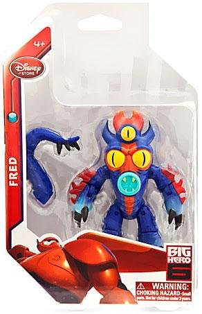 Disney Big Hero 6 Exclusive Action Figure Fred