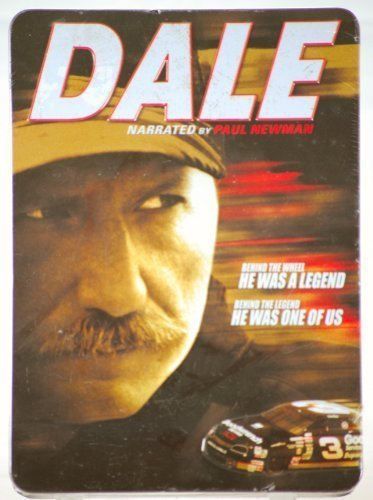 Dale   The Movie  Narrated By Paul Newman   6 Discs  Collectible Tin