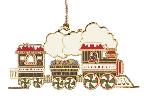 Baldwin Christmas Ornaments (Baldwin Gingerbread Train  Ornament)