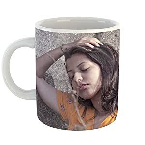 Westlake Art - Model Photography - 11oz Coffee Cup Mug - Modern Picture Photography Artwork Home Office Birthday Gift - 11 Ounce (D9A0-1496A)