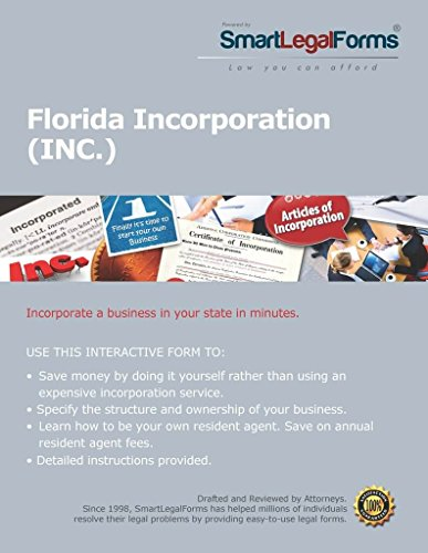 Articles of Incorporation (Profit) - FL [Instant Access] by SmartLegalForms, Inc.