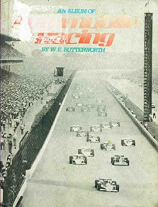 book cover of An Album of Automobile Racing